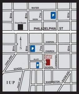 Parking Map-2013